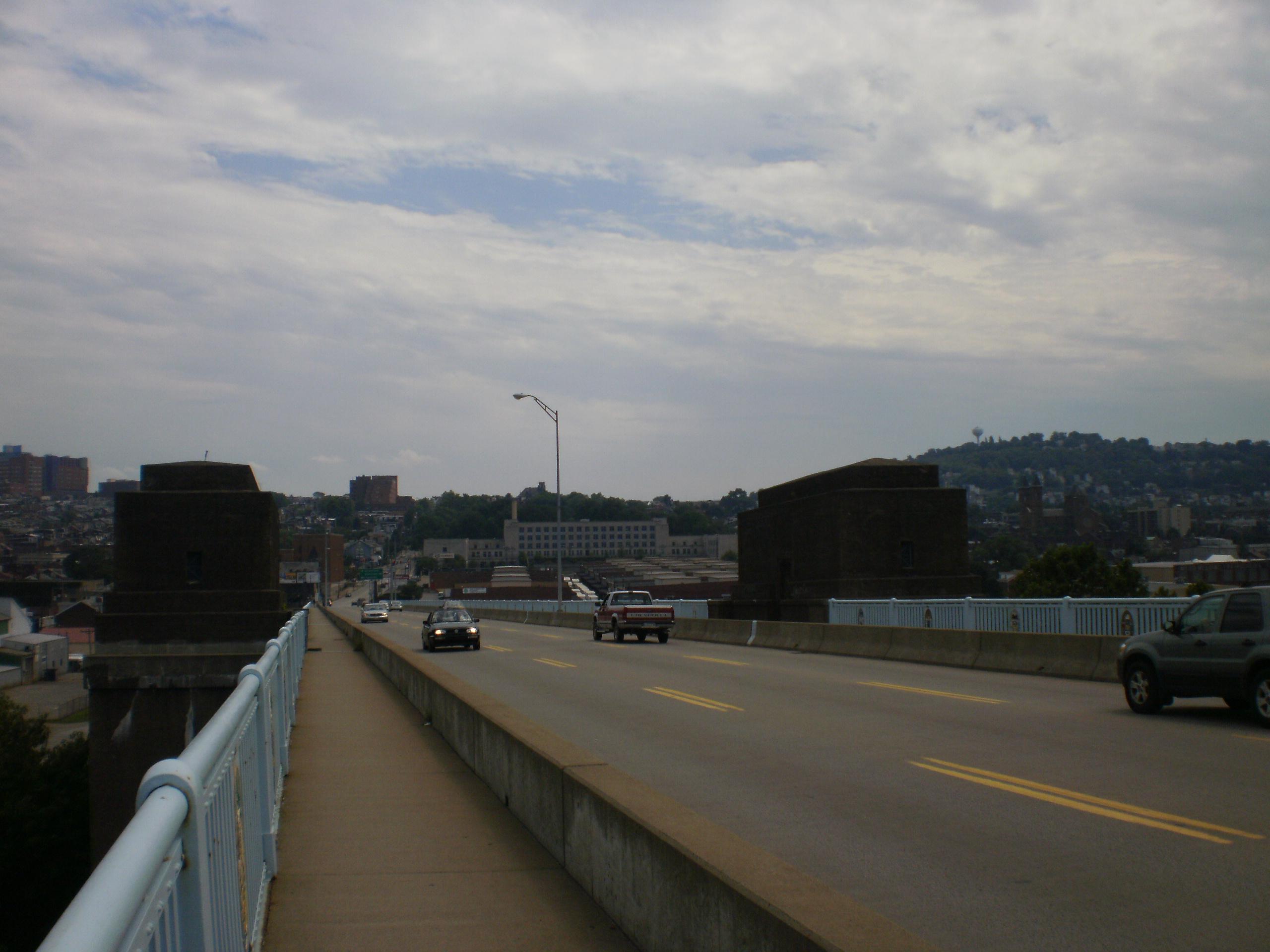 40th St Bridge Pittsburgh