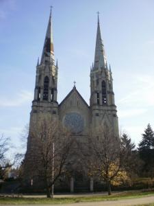 Vacant Church