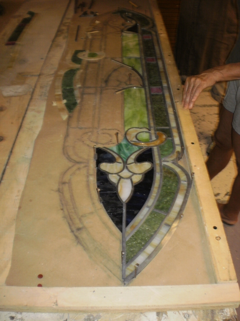 Stain Glass Restoration