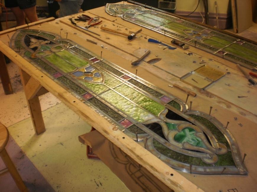 Stain Glass Restoration
